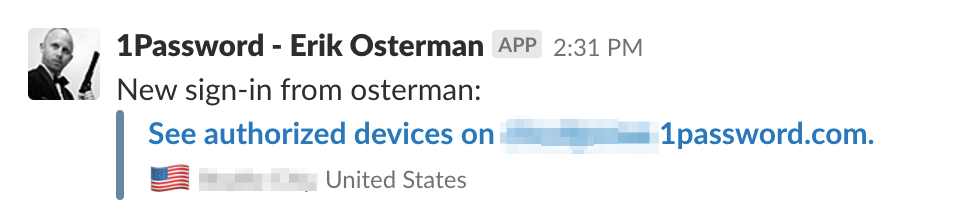 Real-time Slack Notifications